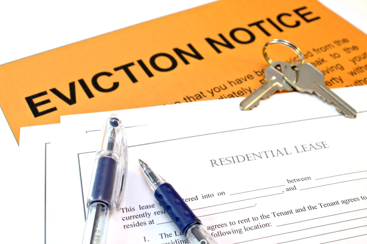 landlord eviction rights florida